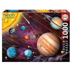 Puzlle 1000 piese solar system-educa 14461