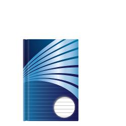 Carnet cartonat A5 dictandoFormat 16x21 cmContine 192 pagini