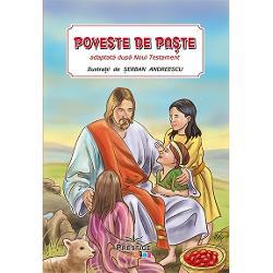 Viata si faptele lui Iisus repovestite dupa Noul Testament adaptate de Serban Andreescu