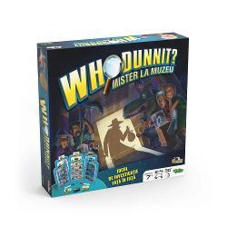 Joc Who Dunn It - Mister la muzeu YL020320 imagine librarie clb