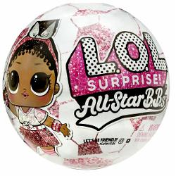 LOL Surprise BBs S1 - Summer Sports 9 surprise in PDQ 572671EUC imagine librarie clb