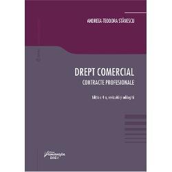 Drept comercial. Contracte profesionale (editia a IV a)