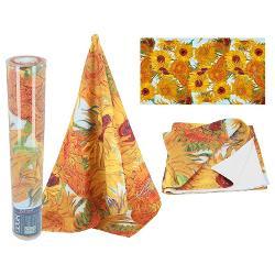 Prosop Van Gogh sunflowers 70x140cm 0237116