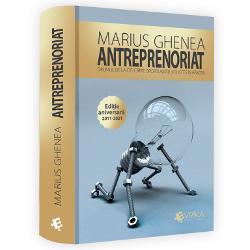 Antreprenoriat. Drumul de la idei catre oportunitati si succes in afaceri. Editie aniversara 2011-2021 imagine librarie clb