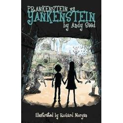 Prankenstein vs Yankenstein imagine librarie clb