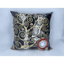 Perna Klimt Pomul vietii 45x45cm 0238013 imagine librarie clb