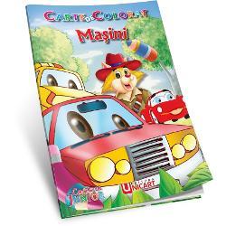 Masini Carte de colorat B5Categorie VarstaPrescolariTip CopertaCoperta NormalaNumar Pagini16AutorValentin Cristescu