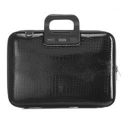 Geanta lux business/laptop 15.6 Shiny Cocco-Negru E00845-4 imagine librarie clb