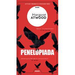 AUTOARE PREMIAT&258; CU BOOKER PRIZEFascinanta scriitoare Margaret Atwood reface dintr-o nou&259; perspectiv&259; povestea Penelopei so&539;ia cea fidel&259; a lui Odiseu devenit&259; imaginea-simbol a r&259;bd&259;rii maritale Cea care reu&537;e&537;te s&259; &539;in&259; în frâu nu doar Itaca în absen&539;a conduc&259;torului s&259;u ci &537;i sutele de pretenden&539;i care îi stau la poart&259; vrând s-o