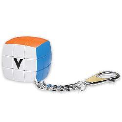 Breloc V-cube 3B keychain imagine librarie clb