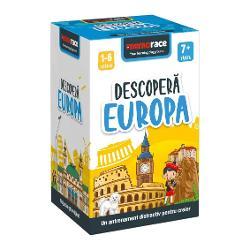 MemoRace - Descopera Europa