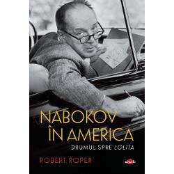 Nabokov in America imagine librarie clb