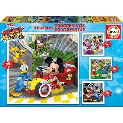 Dimensiuni puzzle asamblat 16 x 16 cmPuzzle-urile Educa sunt produse in Madrid Spania Au cutii de buna calitate si o selectie placuta de imagini in special arta plastica si peisaje europene De asemenea fac unele dintre cele mai mari puzzle-uri din lume Piesele de puzzle sunt groase iar reproducerea imaginii lor este excelenta Imaginile sunt formate din culori puternice atractive si un finisaj lucios pentru un puzzle mai atragator