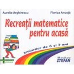 Recreatii matematica pentru acasa I
