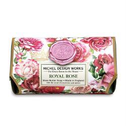 MDW Sapun mare Royal Rose SOAL357 imagine librarie clb