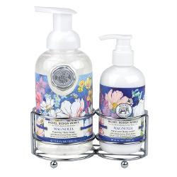 MDW Set crema si sapun maini Magnolia CAD353