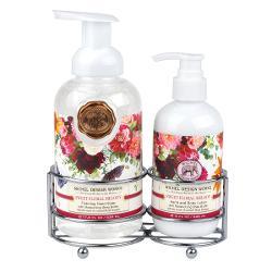 MDW Set crema si sapun maini Sweet Floral CAD355 imagine librarie clb