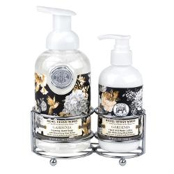 MDW Set crema si sapun maini Gardenia CAD354 imagine librarie clb