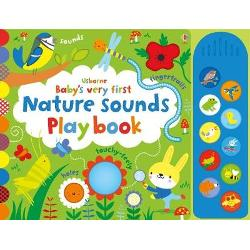 Baby's very first Nature sound play book imagine librarie clb