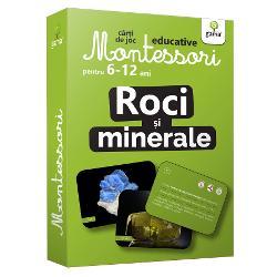 Pachetul ofer&259; o prezentare inedit&259; a mineralelor &537;i rocilor celor mai apreciate pentru frumuse&539;ea lor &537;i stimuleaz&259; dorin&539;a de a &537;ti mai multe despre mineralogie – ramur&259; a geologiei care s-a dezvoltat înc&259; din antichitate Acum ave&539;i la îndemân&259; un material enciclopedic practic cu informa&539;ii interesante imagini extraordinare &537;i pictograme de clasificare pe care îl pute&539;i folosi