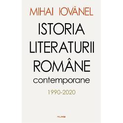 """""""Cartea de fa&355;&259; este prima istorie a literaturii române din postcomunism Se nume&351;teIstoria literaturii române contemporaneca omagiu adus lui E Lovinescu care a publicat dou&259; istorii exemplare cu acest titlu dar &351;i pentru a repara o neîn&355;elegere cu privire la semnifica&355;ia de azi a sintagmei «literatur&259; contemporan&259;» Majoritatea istoriilor publicate în ultimele decenii în"""