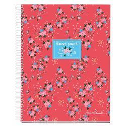 Caiet Miquelrius A5 Dictando 120 file Flowery MR46761 imagine librarie clb