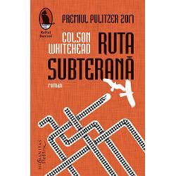 RomanulRuta subteran&259;de Colson Whitehead a fost considerat atât de critica interna&539;ional&259; cât &537;i de public cea mai bun&259; carte de fic&539;iune a anului 2016 M&259;rturie stau prestigioasele distinc&539;ii primite în 2016 printre care National Book Award &537;i Andrew Carnegie Medal for Excellence încununate în 2017 cu Pulitzer Prize for Fiction &537;i Arthur C