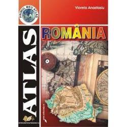 Lucrarea Atlas Romania a inaugurat colectia Primul meu atlas si a avut un succes deosebit pe piata de carte scolara&131; Atlasul este structurat in concordanta&131; cu manualele de geografie a Romaniei din ciclurile primar si gimnazial Cuprinde ha&131;rti tematice fise cu texte si ilustratii color atractive Conceptia grafica&131; si tiparul sunt de exceptie Atlasul este avizat de MEC