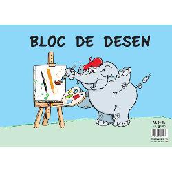 3B Bloc desen A4 imagine librarie clb