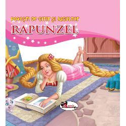 Povesti de citit si ascultat - Rapunzel