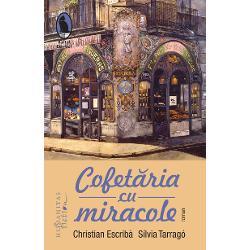 Traducere &537;i note deAlexandru M C&259;linO incursiune în istoria &537;i în atmosfera BarceloneiCofet&259;ria cu miracoleporne&537;te de la povestea adev&259;rat&259; a cofet&259;riei Escribà un loc emblematic pentru toat&259; Catalunya O c&259;l&259;torie în universul catalan care acoper&259; aproape un secol romanul ne face p&259;rta&537;i la s&259;rb&259;tori &537;i tradi&539;ii locale