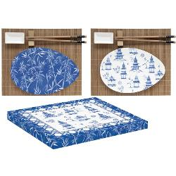 Set sushi portelan R1099PAGD imagine librarie clb