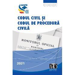 Codul civil si de procedura civila 2021 imagine librarie clb