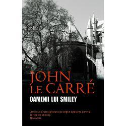 Oamenii lui Smiley ultimul roman din trilogia PE URMELE LUI KARLA al&259;turi de Cârti&355;a &351;i Premiantul reprezint&259; una dintre c&259;r&355;ile clasice despre R&259;zboiul Rece iar personajul principal George Smiley este deja celebru în literatura de spionaj Ac&355;ionând într-o lume ascuns&259; violent&259; &351;i complicat&259; George Smiley &351;eful Serviciului Secret britanic are misiunea s&259; îngroape crimele nu