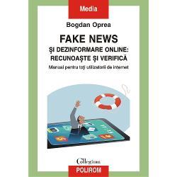 """""""Cartea este o sintez&259; a dezbaterilor pe tema dezinform&259;rii &537;i manipul&259;rii dublat&259; de analize de caz &537;i de o sum&259; de tehnici de identificare a fake news Ea se impune prin efortul de a face ordine într-o jungl&259; a textelor referitoare la fake news la dezinformare &537;i la formele de influen&539;are a publicurilor persuasiune propagand&259; manipulare etc sco&539;înd în eviden&539;&259; liniile de for&539;&259; ale"""