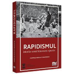 Rapidismul: Istoria unui fenomen sportiv imagine librarie clb