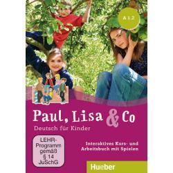 Paul, Lisa &co ab A1.2 imagine librarie clb