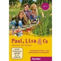 Paul, Lisa &co ab A1.1 imagine librarie clb