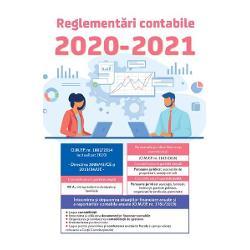 Reglementari contabile 2020-2021 imagine librarie clb