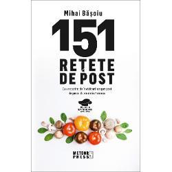 151 retete de post imagine librarie clb