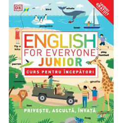 English For Everyone. Curs pentru incepatori imagine librarie clb
