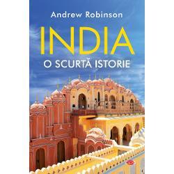 India. O scurta istorie imagine librarie clb