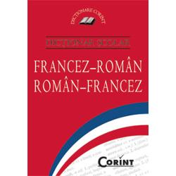 Dictionar scolar francez-roman roman-francez 2015