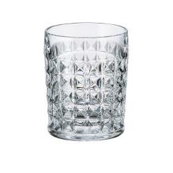 Set 6 pahare whisky 230 ml Model Diamond Bohemia Crystalite