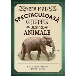 Aceast&259; carte minunat ilustrat&259; te va conduce într-o c&259;l&259;torie de descoperiri fabuloase prin s&259;lb&259;ticie în lumea animalelorDe la tigrul gata de atac sau hipopotamul impun&259;tor pân&259; la micu&539;ul galago sau harnicul castor aceast&259; carte surprinde o varietate de animale fascinante Vei vedea feline mari precum leul &537;i leopardul z&259;pezilor dar &537;i creaturi legendare ca elefantul african &537;i panda
