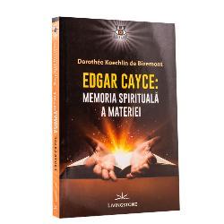 """""""Totul este energie"""" spunea Edgar Cayce a&537;a cum chinezii cu secole în urm&259; spuneau """"Totul e mi&537;care""""Dar energia este purt&259;toare de informa&539;ie care se transmite se stocheaz&259; &536;i poart&259; în ea memoria Iar memoria permite gândirea ac&539;iunea crea&539;ia… Nu exist&259; prezent viu nici viitor f&259;r&259;"""