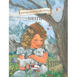 Repovestire dupa Johanna Spyri Micuta orfana Heidi este trimisa de matusa Detie la bunicul ei in Alpii elvetieni Curand copila incepe sa iubeasca tovarasia bunicului si libertatea traiului in mijlocul naturii Desi fascinata de frumusetea peisajelor montane Heidi va trebui sa se desparta de meleagurile atat de indragite Matusa
