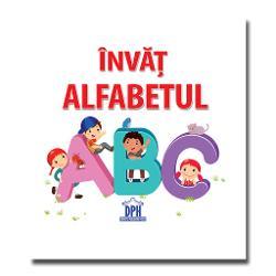 Aceast&259; carte v&259; prezint&259; toate literele alfabetului al&259;turi de animale sau obiecte preferate de copii &537;i vine în sprijinul acestora pentru a înv&259;&539;a cât mai u&537;or alfabetul limbii româneSe adreseaz&259; tuturor copiilor cu vârsta peste 3 aniÎnc&259; de mici copiii pot fi introdu&537;i în lumea alfabetului iar cele 14 imagini cu litere vor capta aten&539;ia &537;i interesul copiilor
