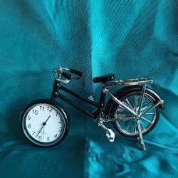 Miniatura decorativa bicicleta ceas c3567
