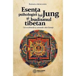"""În aceast&259; edi&539;ie extins&259; a clasicei sale introduceri Radmila Moacanin ne poart&259; c&259;tre punctele de intersec&539;ie dintre budismul tibetan &537;i psihologia jungian&259; Apar&539;inând unor culturi radical diferite aceste dou&259; perspective împart idei izbitor de asem&259;n&259;toare &537;i o preocupare comun&259; c&259;tre ceea ce Jung numea """"experimentul extraordinar de a deveni"""